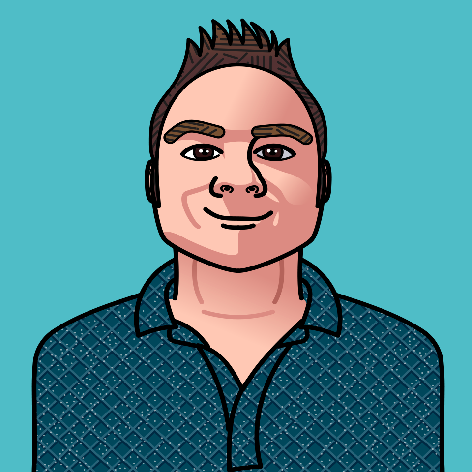 Avatar of Kevin Tweedlie, Web & Graphic Designer