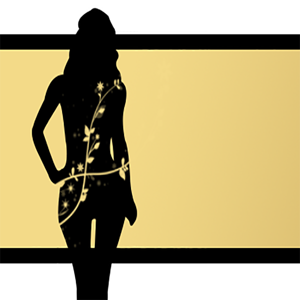 Gold Fashion Banner