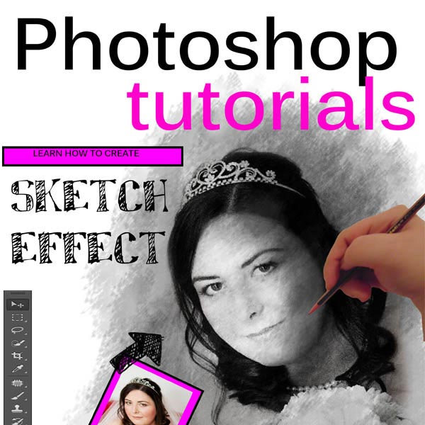 Photoshop Tutorials Magazine Cover